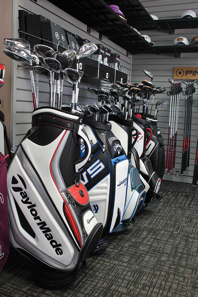 New Gear At The Missoula Country Club Pro Shop