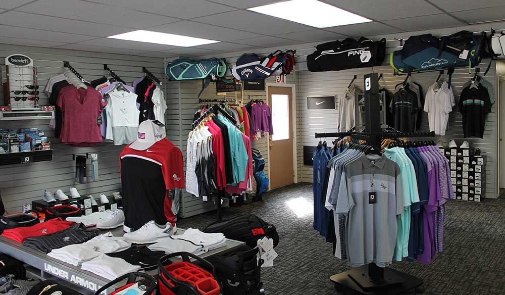 The Missoula Country Club Pro Shop