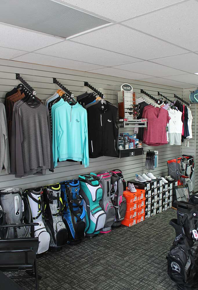 Missoula Country Club Apparel at The Pro Shop